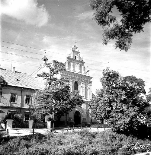 Kościół św.Agnieszki fot. E. Hartwig