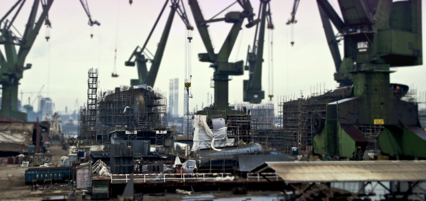 Stocznia Cesarska GdańsK / Kaiserliche Werft Danzig