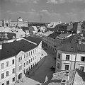 ul.Kowalska rok 1954 fot.E.Hartwig