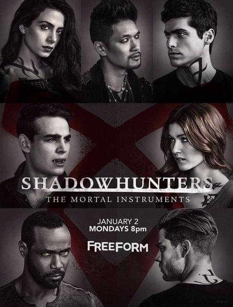 Shadowhunters {Sezon 3} (2018) PL.480p.NF.WEBRip.DD5.1.XviD-Ralf / Lektor PL