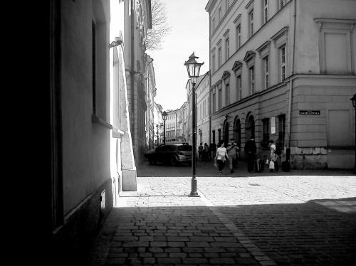 Jagiellońska - Kraków