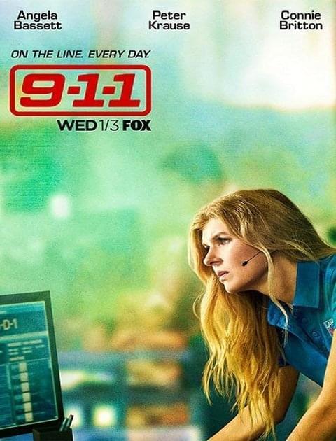 911: Ratownicy / 9-1-1 {Kompletny Sezon 1} (2018) PL.WEB.x264-J / Lektor PL