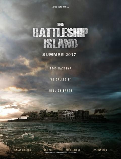 The Battleship Island / Hashima (2017) PLSUBBED.480p.BRRip.XViD.AC3-LLA / Napisy PL