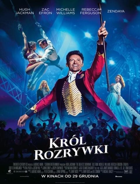 Król rozrywki / The Greatest Showman (2017) PL.480p.BDRip.XViD.AC3-MORS / Lektor PL