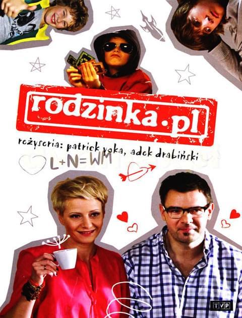 Rodzinka.pl {Sezon 12} (2018) PL.WEB-DL.XviD-YL4 / Polski serial