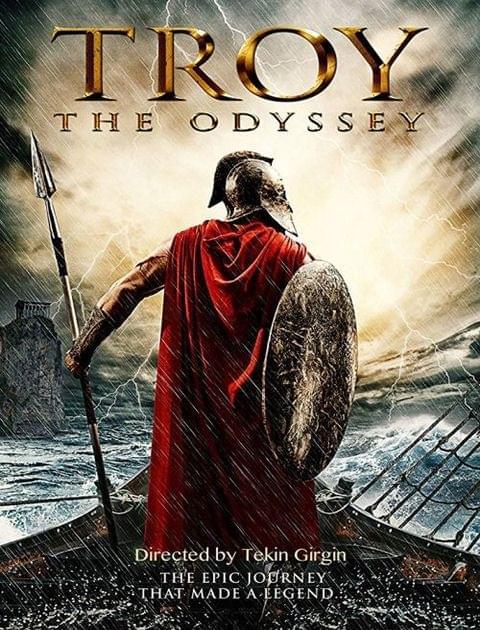 Trojańska Odyseja / Troy the Odyssey (2017) PL.480p.BRRip.Xvid.AC3-K83 / Lektor PL