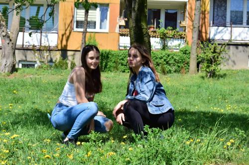 Amelka i Daria