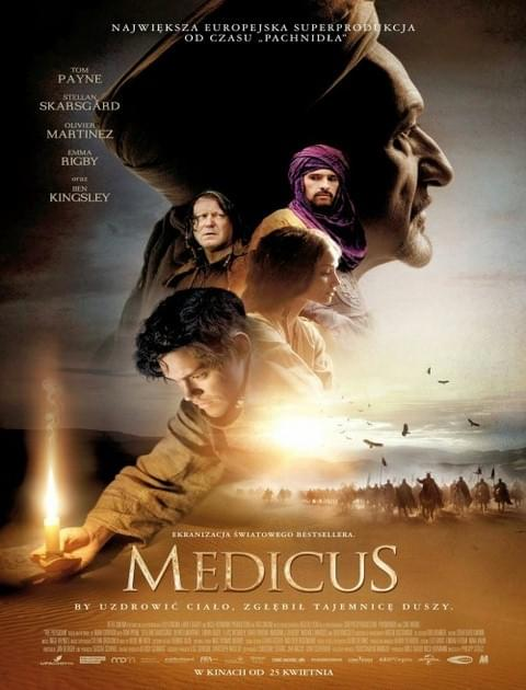 Medicus / The Physician (2013) PL.480p.BDRip.x264.AC3-MiNS / Lektor PL