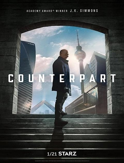 Odpowiednik / Counterpart {Kompletny Sezon 1} (2018) PL.480p.WEB-DL.DD5.1/WEBRip.DD2.0.XviD-Ralf / Lektor PL