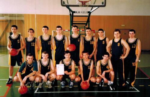 koszykarze 2003