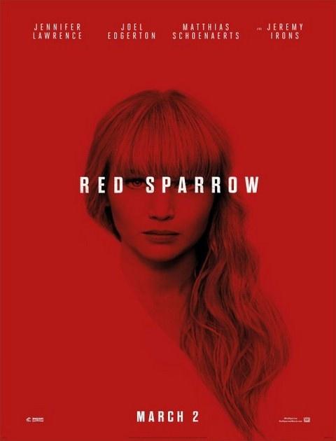 Czerwona jaskółka / Red Sparrow (2018) PL.SUBBED.480p.BRRip.XViD.AC3-MORS / Napisy PL