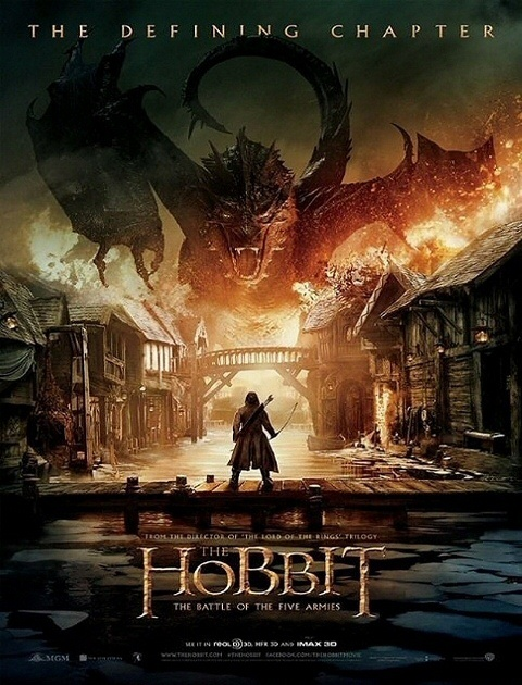 Hobbit: Bitwa pięciu armii / The Hobbit The Battle of the Five Armies (2014) Extended Edition PL 480p.BDRip.XviD.AC3-EMiS / Lektor PL