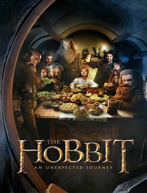 Hobbit: Niezwykła podróż / The Hobbit An Unexpected Journey (2012) EXTENDED PL 480p.BDRip.XviD.AC3-ELiTE / Lektor PL