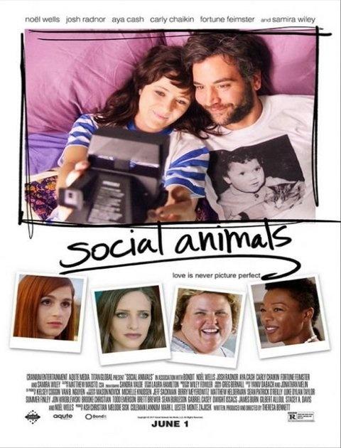 [Online] Bez względu na wszystko / Social Animals (2018) PL.WEB-DL.XviD-KiT / Lektor PL