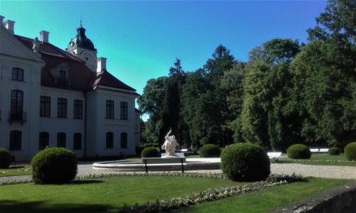 Pałac w Kozłówce – zespół pałacowo-parkowy rodziny Zamoyskich, we wsi Kozłówka, która leży w północnej części województwa lubelskiego, 9 km na zachód od Lubartowa oraz ok. 2 km od dużej wsi Kamionka. Obecnie pałac jest siedzibą muzeum. Na połu