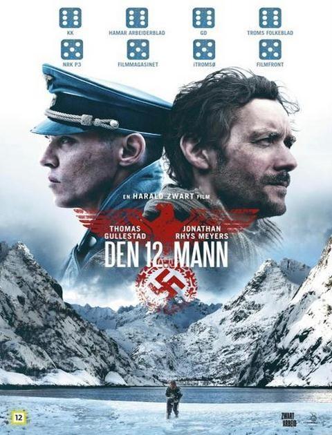Den 12. mann (2017) PL.SUBBED.480p.BRRip.XViD.AC3-MORS / Napisy PL