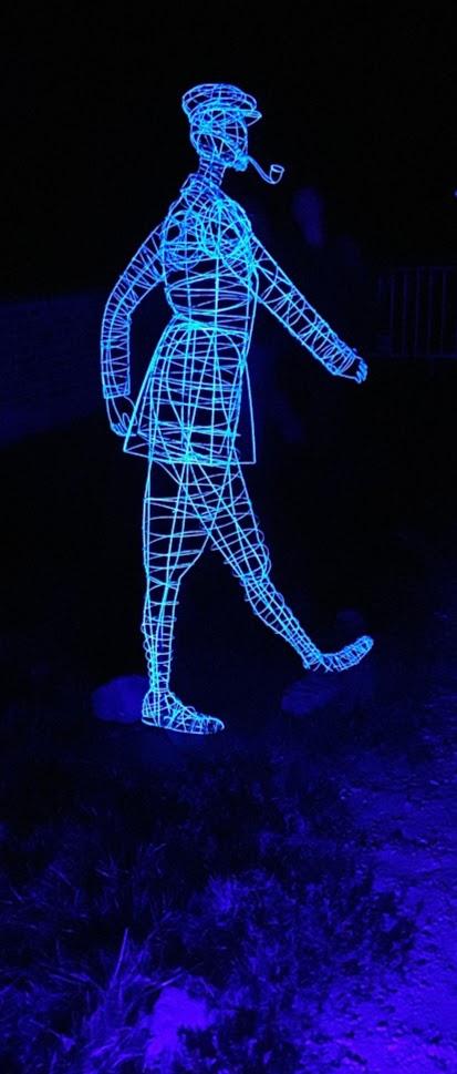 Toruń Festiwal świateł