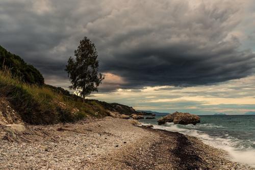 Czarne chmury