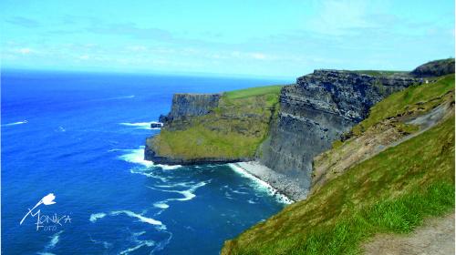 #Klify - Irlandia