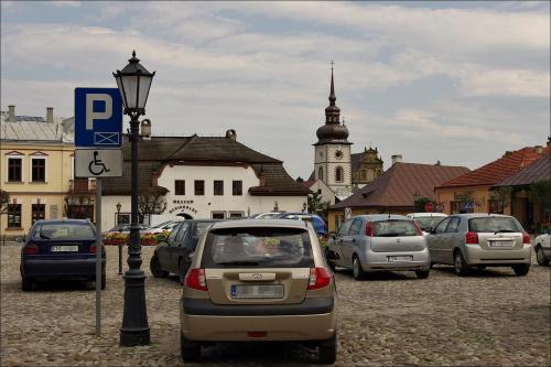 Stary Sącz (zdjęcie z sierpnia 2011)
