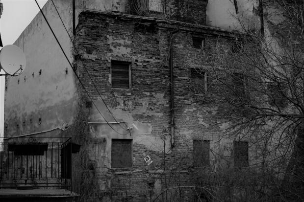 podwórka Lublina