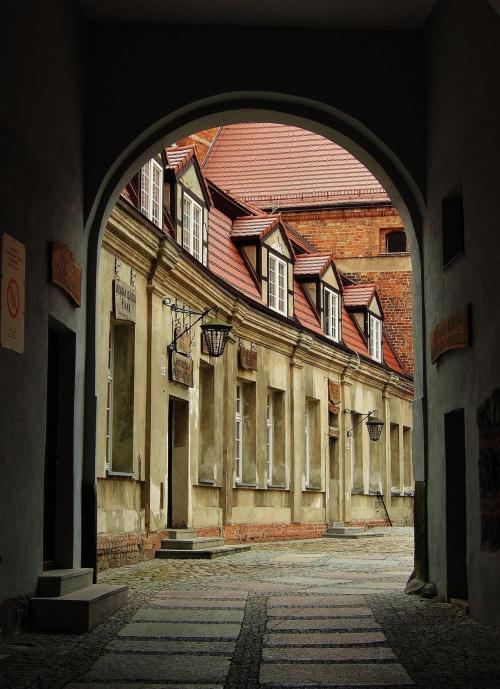 Brama Zamku w Świebodzinie