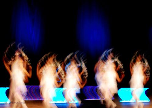 Magiczny taniec