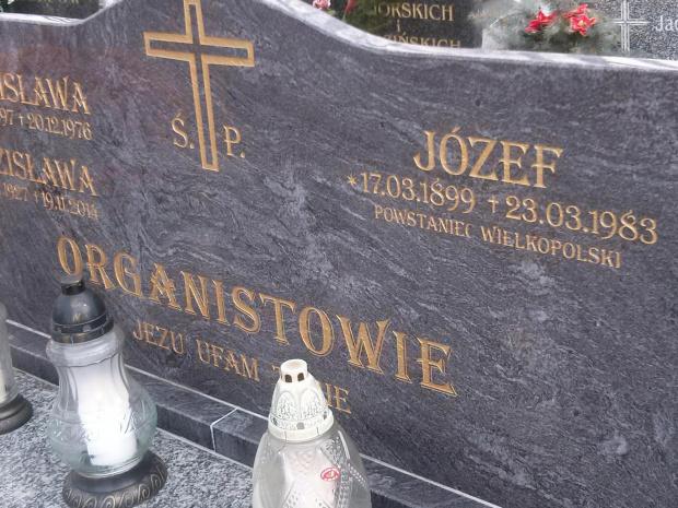 Powstancy wielkoposcy cmentarz ul. Witkowska