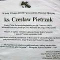 Klepsydry Gniezno ks. Henryk Badura ks. Czesław pietrzak #księża #gNIEZNO