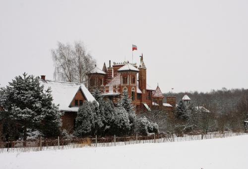 Gargamel castle?