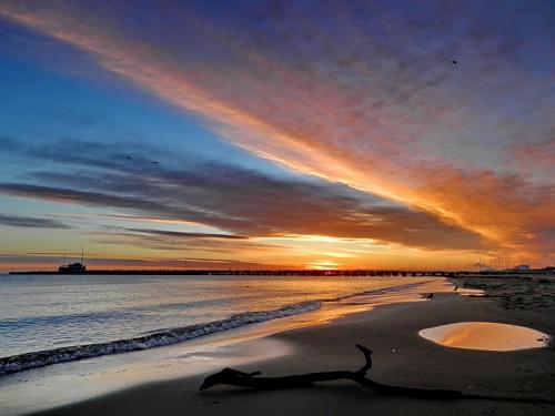 Taki wschód słońca - można doń napisać/skomponować piosenkę