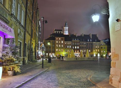 Rynek Starego Miasta - wersja nr2