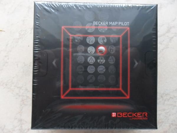 genuine becker map pilot navigation mercedes european. Black Bedroom Furniture Sets. Home Design Ideas