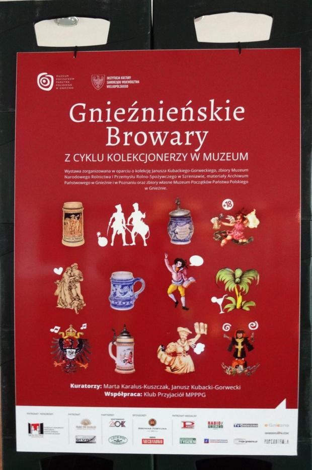 Gnieźnieńskie Browary Wystawa #Browary #Gniezno #kotecki