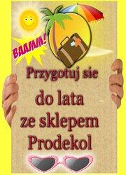 Przygotuj się do lata ze sklepem Prodekol