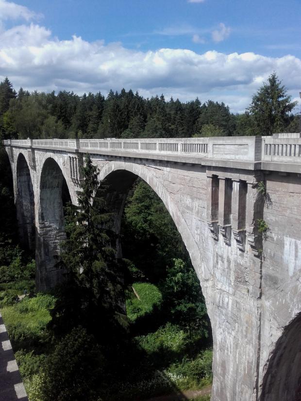 Mosty w Stańczykach – elementy nieczynnej infrastruktury linii kolejowej łączącej Gołdap z Żytkiejmami. Czasami nazywane Akweduktami Puszczy Rominckiej, położone w pobliżu wsi Stańczyki w województwie warmińsko-mazurskim, w powiecie gołdapskim