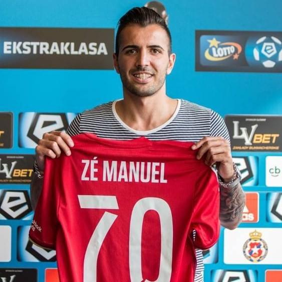 Oficjalnie: Ze Manuel zagra w Wiśle Kraków!