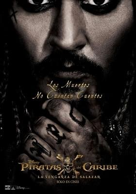 Piraci z Karaibów: Zemsta Salazara / Pirates of the Caribbean Dead Men Tell No Tales (2017) PLSUBBED.480p.WEB-DL.XviD.AC3-KLiO / Napisy PL