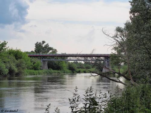 Most drogowy nad Wieprzem - Dęblin