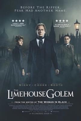 Golem z Limehouse / The Limehouse Golem (2016) PL.480p.WEB-DL.XViD.AC3-K12 / Lektor PL
