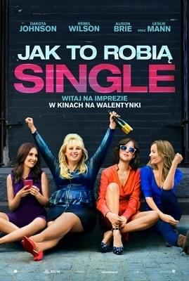 Jak to robią single / How to Be Single (2016) PL.480p.BDRiP.XViD.AC3-K12 / Lektor PL