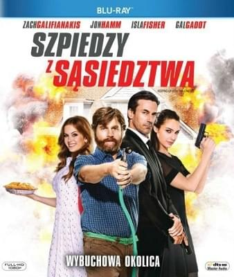Szpiedzy z sąsiedztwa / Keeping Up with the Joneses (2016) PL.480p.BDRip.XviD-KiT / Lektor PL