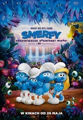 Smerfy: Poszukiwacze zaginionej wioski / Smurfs: The Lost Village (2017) PLDUB.480p.BDRIP.XViD.AC3-K12 / Dubbing PL