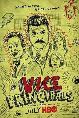 Wicedyrektorzy / Vice Principals {Sezon 2} (2017) PL.480p.AMZN.WEBRip.XviD.AC3-H3Q / Lektor PL
