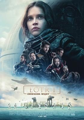 Łotr 1 Gwiezdne wojny - historie / Rogue One: A Star Wars Story (2016) PLDUB.480p.BDRiP.XViD.AC3-K12 / Dubbing PL