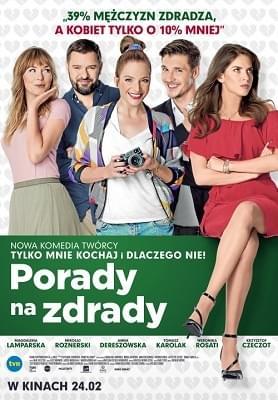 Porady na zdrady (2016) PL.480p.BDRiP.XViD.AC3-K12 / Film Polski