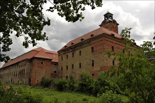 Żary - pałac Promnitzów