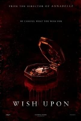 [Online] Wish Upon (2017) UNRATED PLSUBBED.720P.BDRip.XViD.AC3-OzW / Napisy PL