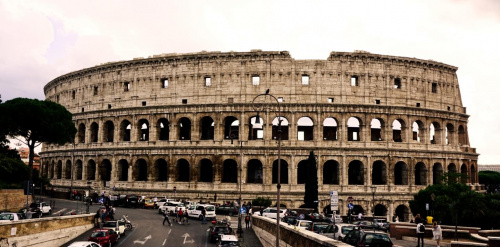 Kolosalne Koloseum :)