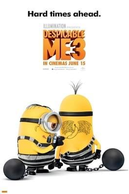 Gru, Dru i Minionki / Despicable Me 3 (2017) PLDUB.720p.BluRay.x264-KiT / Dubbing PL
